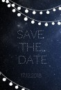Save the date - Sterrenhemel voor